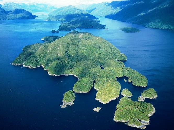 Dusky Sound Fiordland - New Zealand