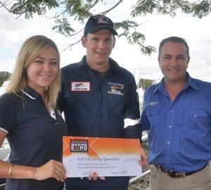 Gold Coast International Marine Expo 2012 raises $12,900 for local charities