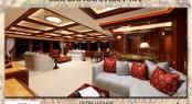 Evan K Marshall designed 56m Rossinavi Canoe Stern Yacht Concept