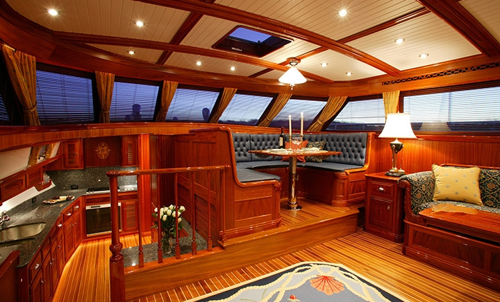 Excellence Yacht Interior Yacht Charter Superyacht News