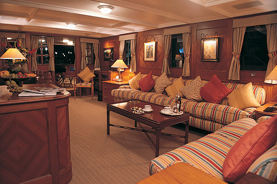 Fair Lady superyacht - Interior