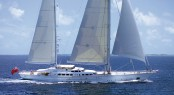 Felicita West yacht sailing