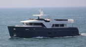 First Monte Fino ecHo 85 Superyacht
