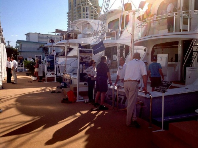 Fort Lauderdale International Boat Show 2012