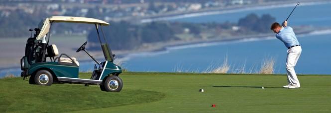 Golf in New Zealand