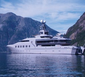 More than 300m of yacht refit projects for Royal Huisman's HUISFIT during 2011-2012