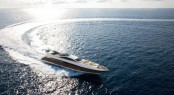 Italyachts 50M superyacht Azul sold by Rodriguez Group