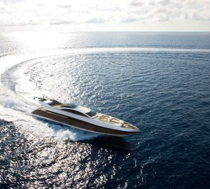 Italyachts 50M motor yacht AZUL sold by Rodriguez Group