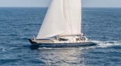 JFA superyacht Rose of Jericho (ex Sun Tenareze)