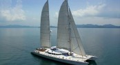 Luxury charter yacht Douce France by Alu Marine