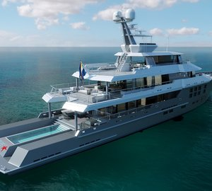 Luxury yacht Star Fish for sale and completion by McMullen & Wing