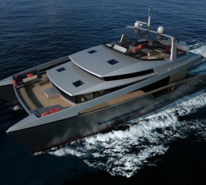 Alu Marine's New Catamaran Yacht PANAMA 62' selected for the International Yacht and Aviation Awards 2013