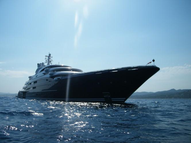 Luxury motor yacht SERENE by Fincantieri