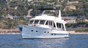 Luxury yacht Explorer 62 - the current flagship of Explorer Motor Yachts until arrival of Explorer 70 yacht