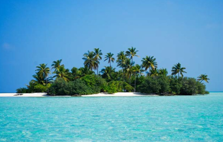 Asian pacific island