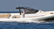 MX-13 Coupe yacht tender by Magazzu