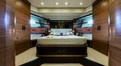Magellano 76 yacht VIP Cabin