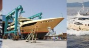 Marble Automation products for Gulf Craft Majesty 135 and Majesty 125 yachts