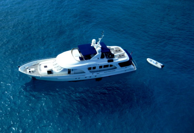 Moonen 84 motor yacht Etoile d'Azur