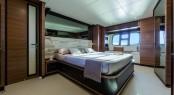 Motor Yacht M76 Master Cabin