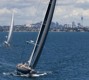 NZ Millennium Cup 2013 Superyachts to bring economic benefits to New Zealand