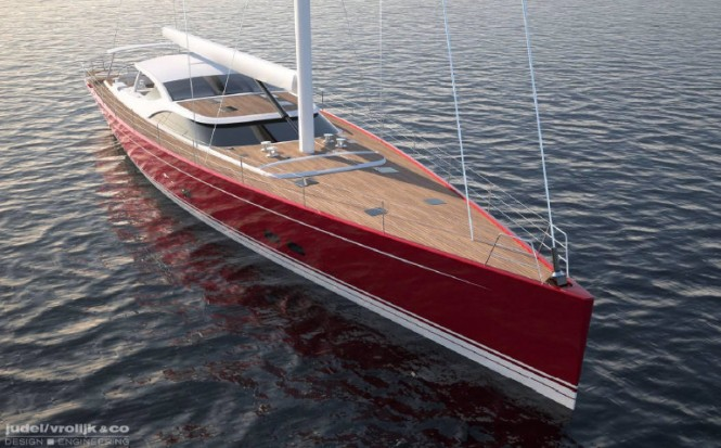 New Baltic 116 Custom Superyacht by Baltic Yachts