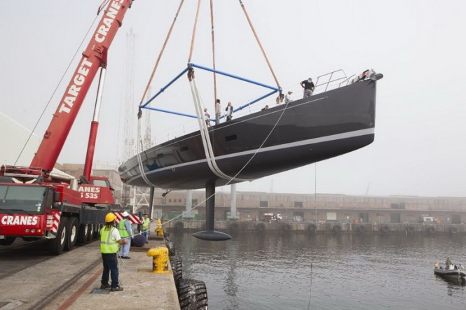 SW94 superyacht Windfall by Southern Wind
