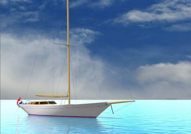 Sailing Yacht White Rose 80 - Sea Independent Custom