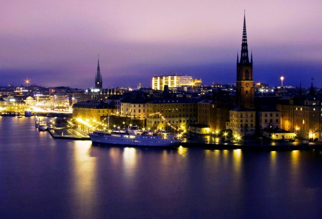 Stockholm-Sweden