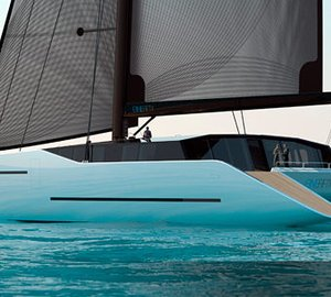 Sunreef 150 Ultimate sailing yacht ONE FIFTY concept - one of the biggest sailing catamarans in the world
