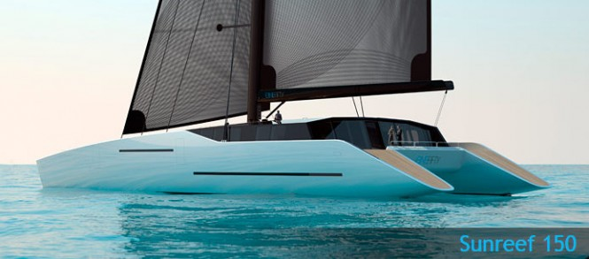 Sunreef 150 Ultimate superyacht concept by Sunreef Yachts