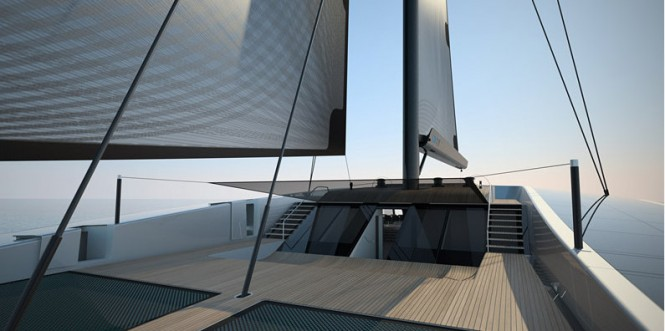 Sunreef 150 Ultimate yacht ONE FIFTY - Exterior