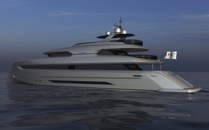 Superyacht Bilgin 147 by Bilgin Yachts