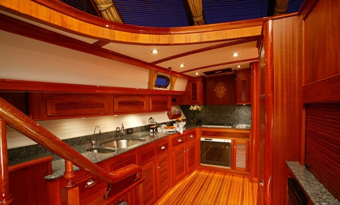 Superyacht Excellence - Galley