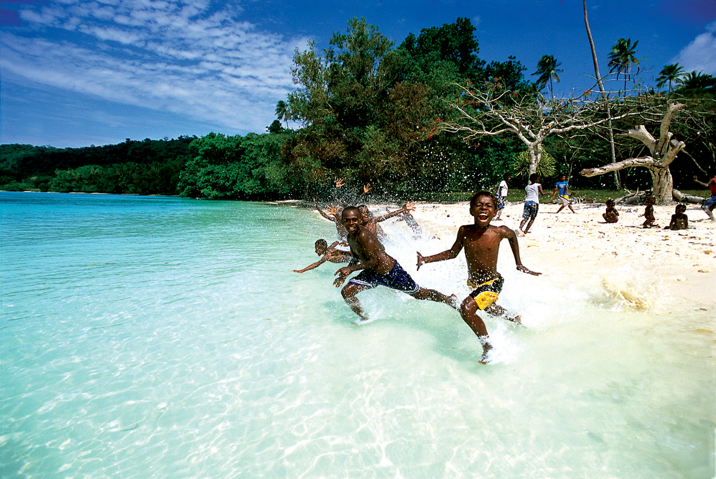 VANUATU ��� Luxury Yacht Charter and Superyacht News