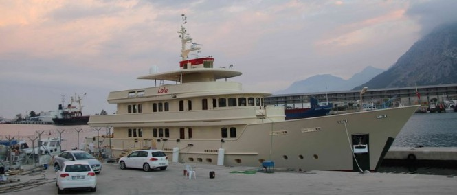 36m superyacht LOLA by Peer Gynt Yachts