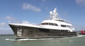 39m Alloy expedition yacht CaryAli designed by Rene van der Velden Yacht Design