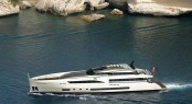 45m motor yacht Wider 150' under construction at Wider Yachts