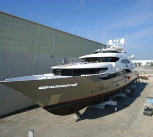 Trinity Yachts delivers 50m superyacht TSUMAT