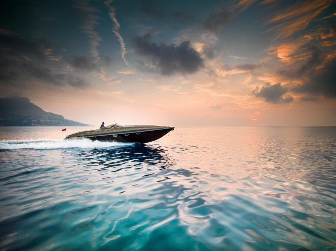 A Hunton yacht tender - Image courtesy of Hunton