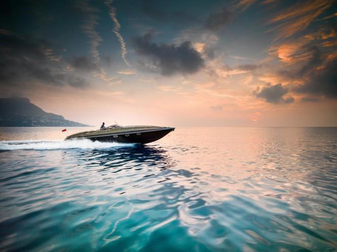 A Hunton yacht tender - Image courtesy of Hunton