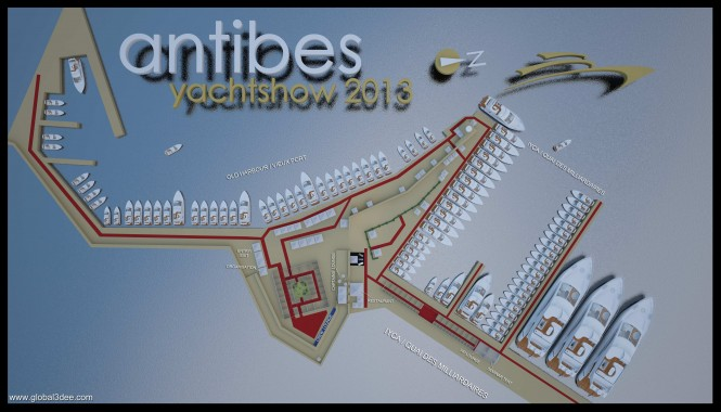 AYS 2013 MAP