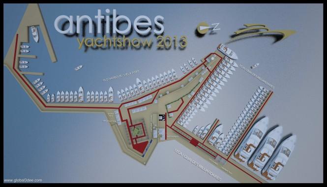 AYS 2013 MAP