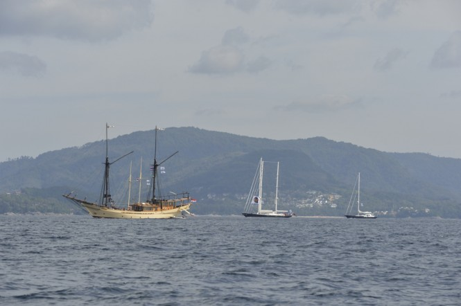Asia Superyacht Rendezvous 2012 Final Day