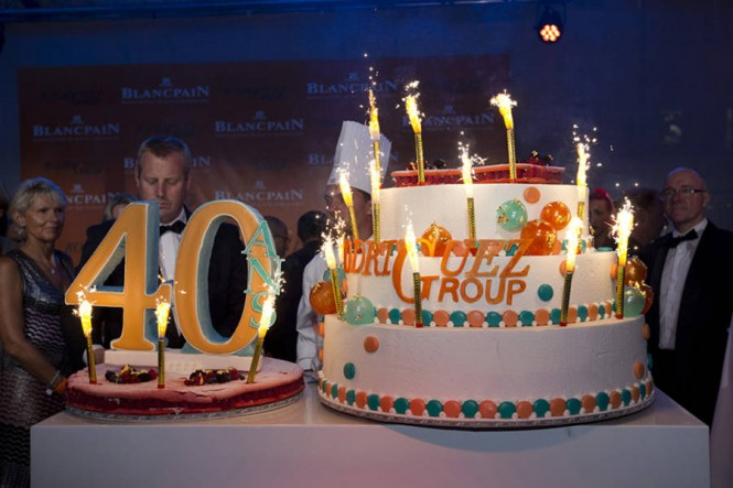 Celebrations of the Rodriguez Group's 40th Anniversary