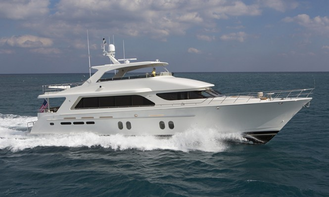 Cheoy Lee luxury motor yacht Bravo 88