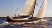 Jim Robert Sluijter designed 43m Sailing Yacht