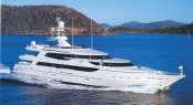 Luxury Yacht Lazy Z by Oceanco