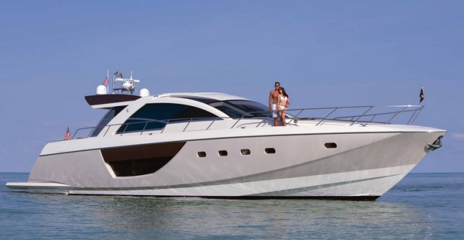 Luxury motor yacht Alpha 76' Express by Cheoy Lee