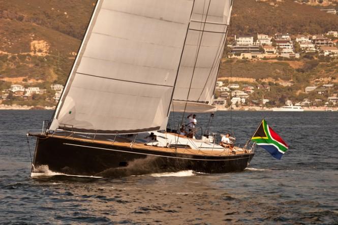 Luxury superyacht Windfall